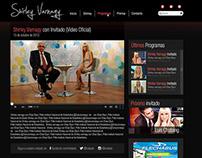 Cliente Shirley Varnagy Web Site (Analiticom)