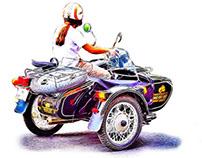 Motorcycles // Motos //