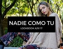 Lookbook | NADIE COMO TU - @nadiecomtuok
