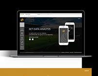 Bet Data Analysis App / Web