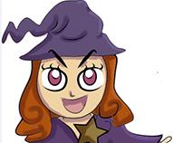 Brujita (Little witch)