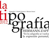 Puesta tipográfica