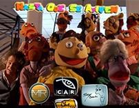 Hasta que se aviven -  Puppet tv show