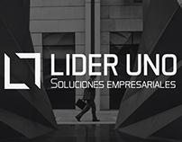 Lider Uno | Branding