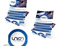 Materiais impressos - Union