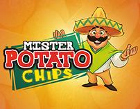 Mister Potato - Brand Makeover (Study)