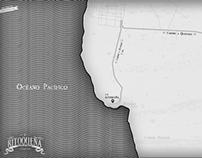 La Ritoqueña - Graphic Map