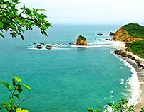 Fotografía - Playa de los Frailes - Ecuador