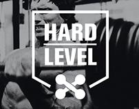Hard Level - Identidade Visual