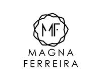 Magna Ferreira - Identidade visual