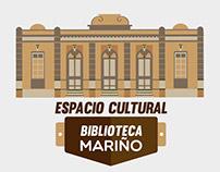 Espacio Cultural Biblioteca Mariño