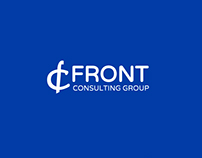 Manual de Marca Front Consulting Group