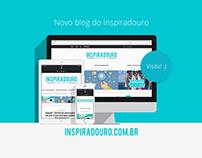Nova proposta visual para o blog - Inspiradouro