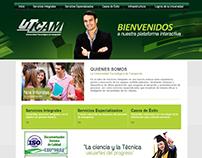 Web UTCAM 2012