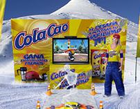 Activacion Cola-Cao