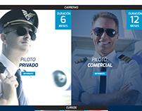 Pagina de Aviacion