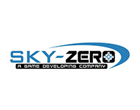SkyZERO logo design