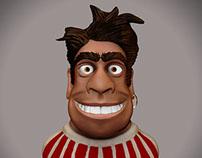 Personagem 3D