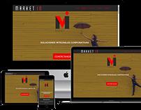 Desarrollo web para MARKET-INNOVATION