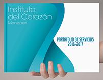 Portafolio de servicios Instituto del corazón Manizales