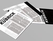 Doble Páginas - Stanley Kubrick