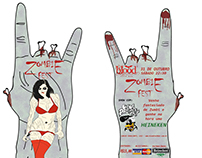 Flyer Zombie Fest