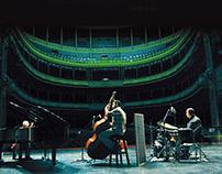Fraga, Pasquini, Siman / Jazz Trio