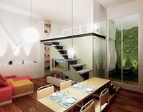 ArchViz :: Proyectos de Interiorismo