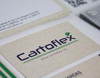 Identidad Corporativa Cartoflex