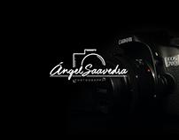 Angel Saavedra Logo