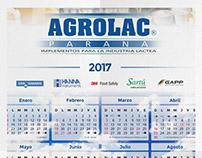 AGROLAC - Calendario institucional 2017 -