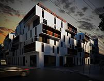 Ilustração Arquitetônica - Melies