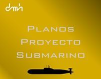Planos Proyecto Submarino