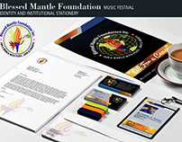 Blessed mantle Foundation