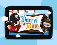 Barrel Rum - Juego Android