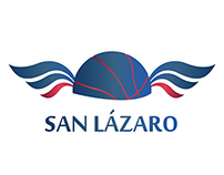 San Lázaro, uniform and logo proposal
