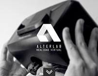 Website: Alterlab - Realidad Virtual