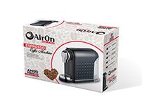 Empaque para Cafetera marca AirOn