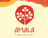 Branding Tienda Amala