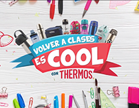 Volver a clases es cool, THERMOS