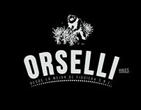 Orselli Rebrand