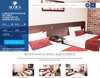 Hotel Acqua Layout