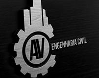AV Engenharia | Identidade Visual & Logo