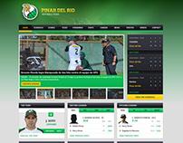 CASL Pinar del Río Softball Team Website