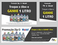 Campanha digital Zip + Mobil