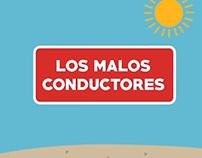 Los Malos Conductores - Animación