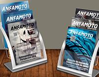 Criação Editorial - Capas de revistas