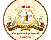 Porta copos Chá Bar Magah & Flavitous