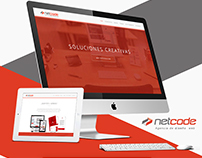 Diseño Web para la Agencia Netcode