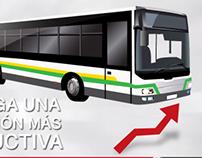 Equitel Buses Video